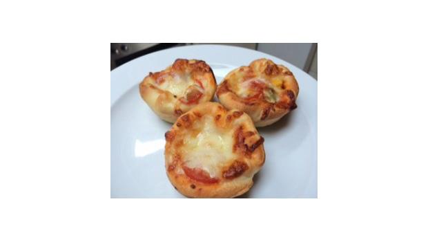 Muffinpizza