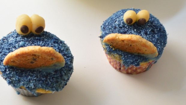 Rezept: Krümmelmonster-Muffins