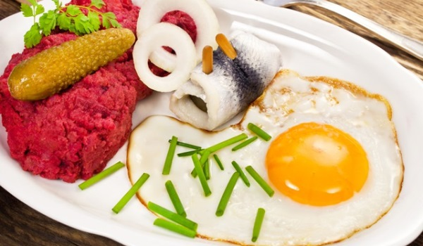 Anti-Kater-Frühstück