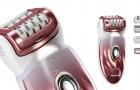 QUELLE Produkttester: Panasonic Epilierer