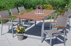 Ökologische Gartenmöbel: gut für Umwelt und Wohlbefinden!