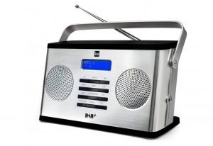 Dual DAB 10S Küchen-Radio