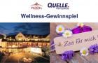 QUELLE Wellness-Gewinnspiel