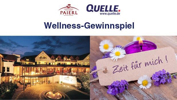 wellness gewinnen