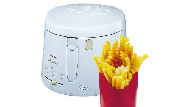 Produkttester: Tefal Fritteuse Maxifry FF1000