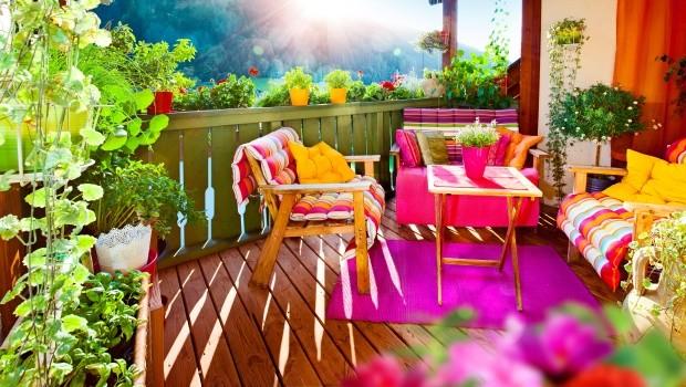 Balkondekoration – So peppst du deinen Balkon auf