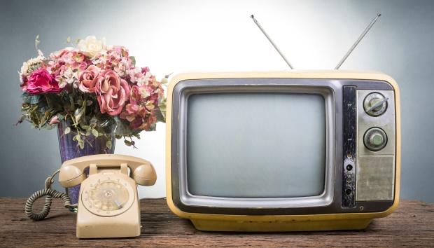 Nostalischer Fernseher