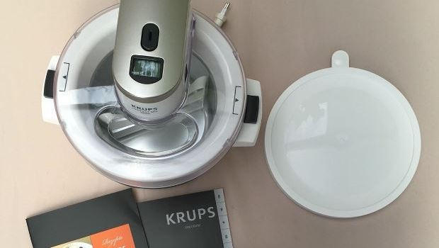 Produkttest: Krups Eismaschine Venise G VS2 41