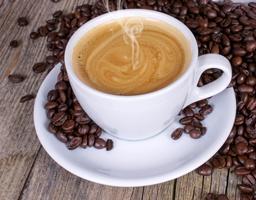 Kaffee hilft!