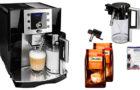 Produkttest: De'Longhi Kaffeevollautomat Perfecta ESAM 5550