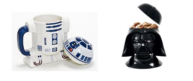 Star Wars Tasse und Keksdose