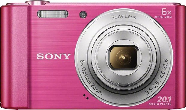 Sony Cyber-shot DSC-W810 Kompakt Kamera