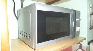 QUELLE Produkttester: Mikrowelle