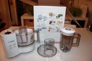 """QUELLE Produkttester: Küchenmaschine """"MCM 2150"""""""